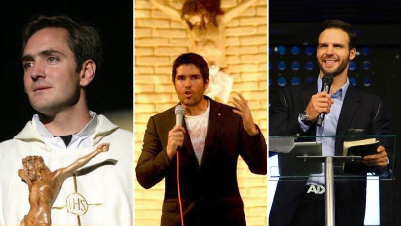 5 galanes de telenovela que ahora son predicadores