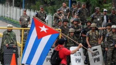 La disidente Comisión Cubana de Derechos Humanos y Reconciliación Nacion...