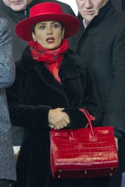 Hay que admitir que la actriz siempre luce muy elegante.