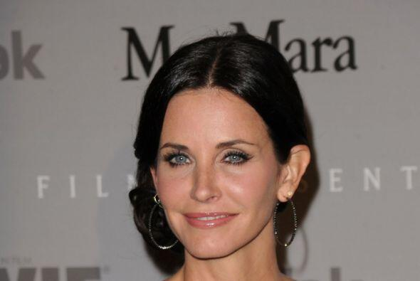 "Courtney Cox de ""Cougar Town"" - $6 millones"