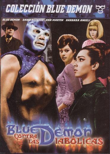'Blue Demon', la leyenda de la lucha libre llega a Univision y Unimás bd...
