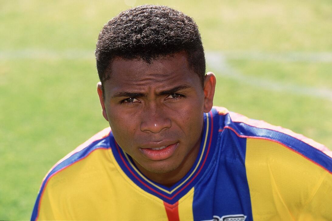 6. Iván Hurtado (Ecuador) - 168 partidos