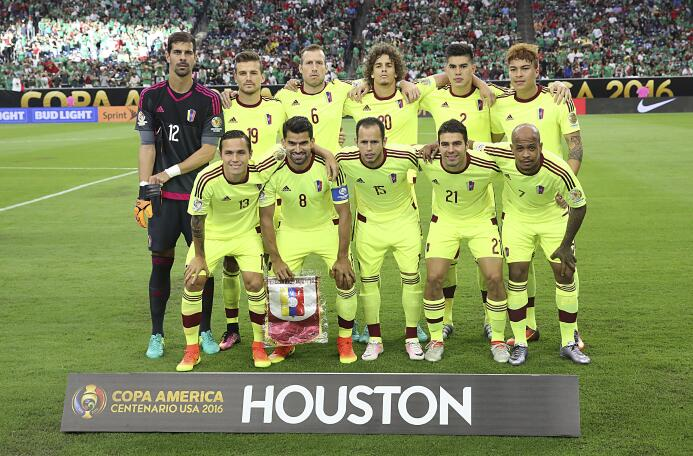 El ranking de los jugadores de México vs Venezuela GettyImages-540028996...