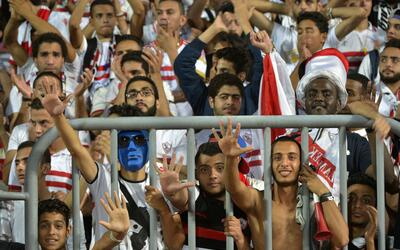 200 hinchas del Zamalek pasaron seis meses encarcelados