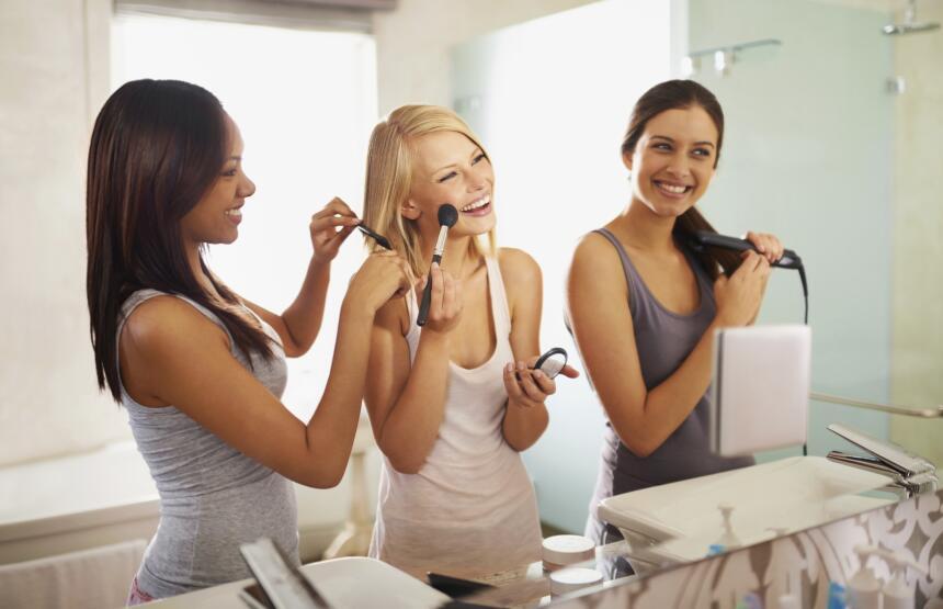 Una regla de oro que nunca debes olvidar es que los cosméticos son de us...