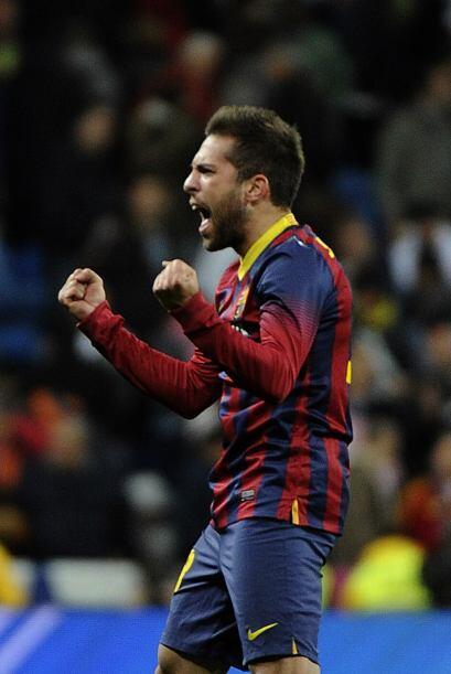 Jordi Alba (6): Partido correcto y discreto el realizado por el lateral...