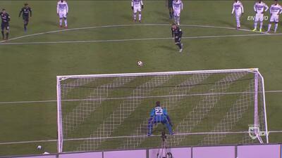 Eintracht ya gana con gol de Rebic