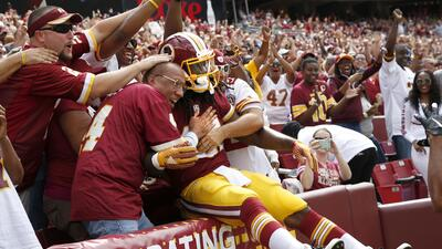 Highlights Temporada 2015 Semana 2: Washington Redskins 24-10 St. Louis...