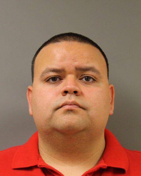 Joel García- agente del Harris County Constable's Office