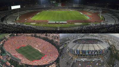 ¿Cuáles de estos estadios mundialistas de México y Estados Unidos 'clasificarían' para 2026?