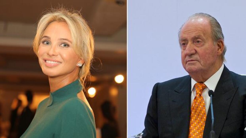 Corinna y el Rey Juan Carlos