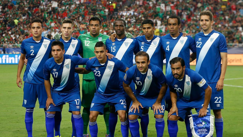 Los Chapines jugarán ante Estados Unidos, Trinidad y Tobago y San Vicente