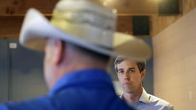 O´Rourke confía en que la esperada 'conversión demócrata' de Tex...