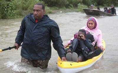 La fondos de ayuda para ayudar a los afectados por Harvey en la recupera...