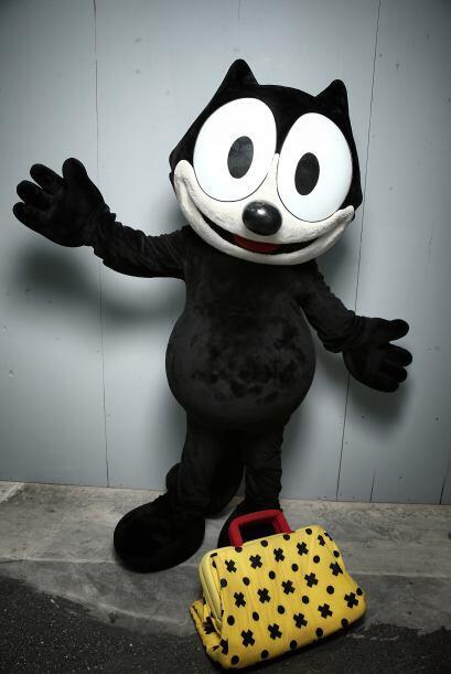 O el de la caricatura clásica de antaño, este Gato Felix incluye su male...