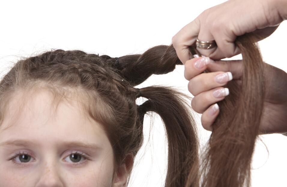 cabello largo