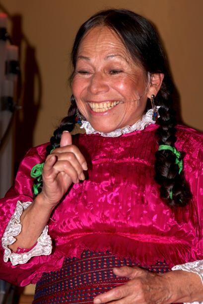 María Elena Velasco siempre será recordada por su divertido personaje de...