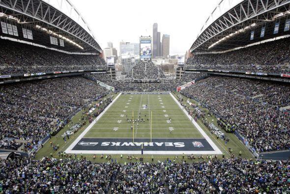 Domingo, Dic. 27 -- Rams vs. Seahawks, CenturyLink Field, Seattle, Wash....