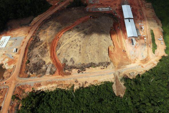 Según explicó el grupo Norte Energía, que se adjudicó el contrato para l...
