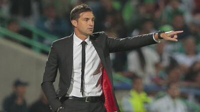 """Diego Alonso destacó """"contar"""" con la mayoría de su plantel para eliminar a Santos"""