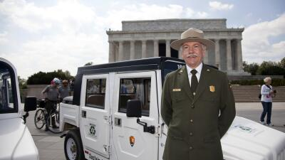 Solo un 5% del personal de Parques Nacionales de EEUU es hispano parques...