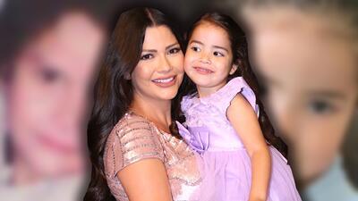 Esta foto de Ana Patricia bebé comprueba que ella y Giulietta son como dos gotas de agua