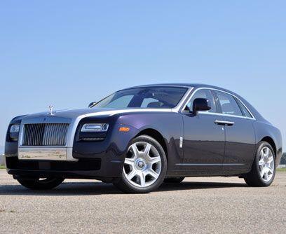 Rolls-Royce GhostEl baby-Rolls tiene un estilo más relajado y actual per...