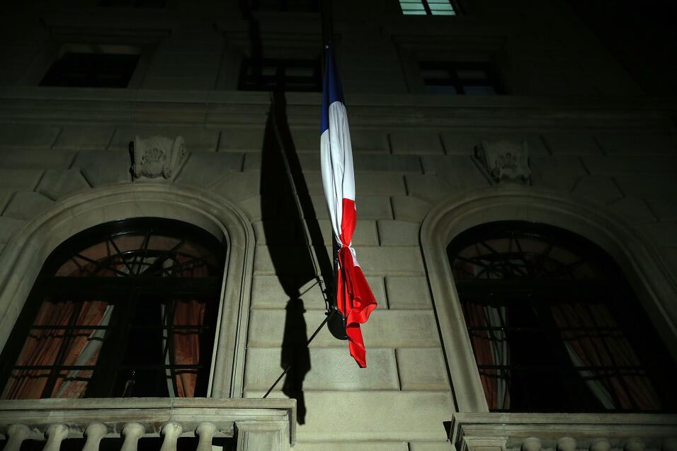 Más seguridad en consulado francés