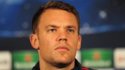 El estado físico de Neuer ha encendido las alarmas teutonas.