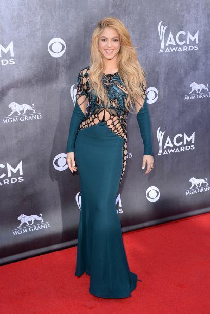 La 49 edición de los Country Music Awards 2014 tuvo el honor de c...