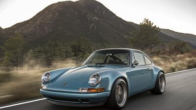 20 años después de su retiro el Porsche 911 enfriado por aire recibe el mejor motor de su historia