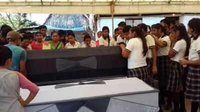 Funeral de los fallecidos en el pozo de Huimanguillo.