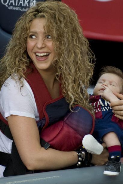 Shakira y Piqué deberán reiterarle al pequeño Milan que él y su hermano...