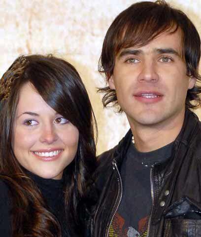 Los ojos del corazónJorge Poza compensó su divorcio con una telenovela c...