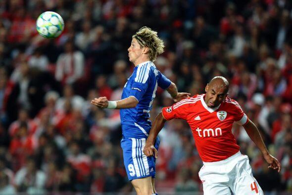 El delantero español Fernando Torres es uno de los jugadores que...