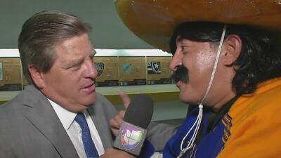 Kevin Arnulfo, al mejor estilo de República Deportiva, le sacó una exclusiva información al Piojo Herrera