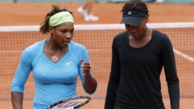 Las hermanas Williams regresan tras estar fuera de las canchas en el tor...