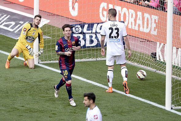 El Deportivo estaba condenado al descenso y el Barcelona tenía más motiv...