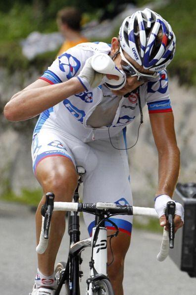 El francés Jeremy Roy tuvo una gran actuación en la escalada, dejando at...
