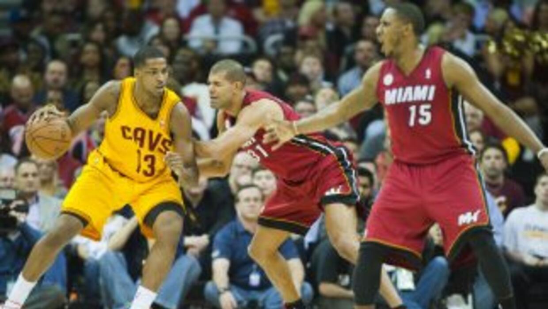 Miami Heat vs. Cavaliers, 20 de marzo