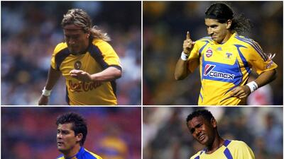 Fueron Águilas y también Tigres: jugadores que defendieron las playeras de los ambos equipos