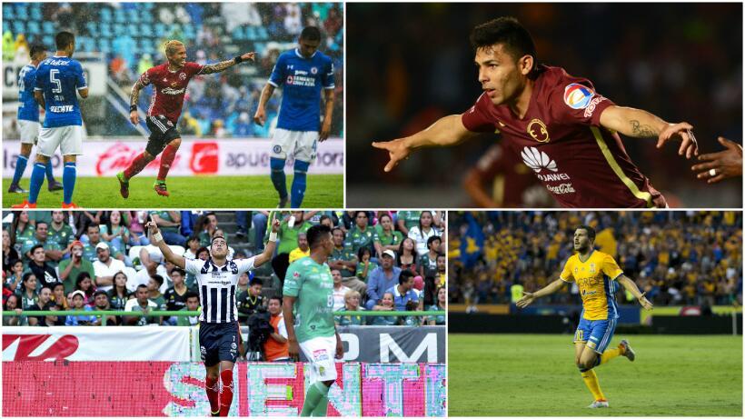 Lo mejor de la jornada cuatro del Apertura 2016