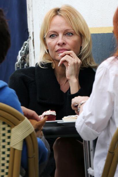 Pamela Anderson está pasando por unos días bastante complicados en su vi...