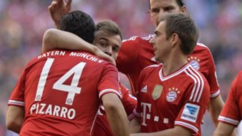 El equipo bávaro estrenó su título con un empate.