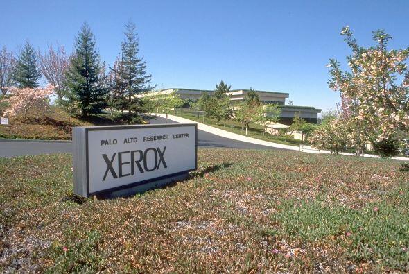 XEROX- El fabricante estadounidense de fotocopiadoras e impresoras publi...