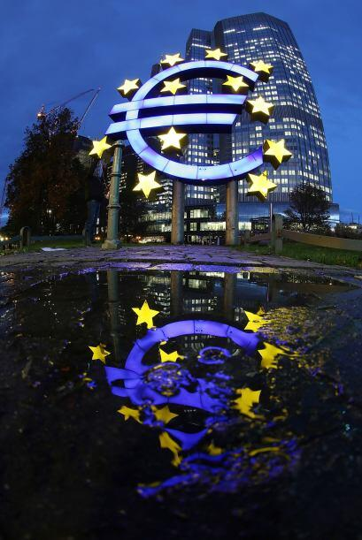 La tasa media de desempleo en la zona del euro en 2012 marcó un r...