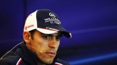 Pastor Mladonado asegurá que tiene opciones para seguir en la Fórmula 1.