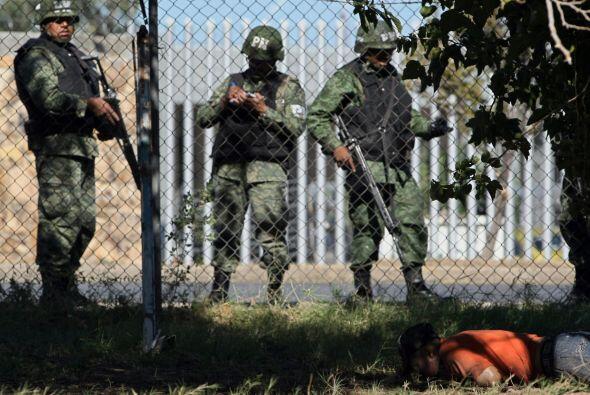 Un total de 28 mil personas han muerto en todo México en los últimos cua...