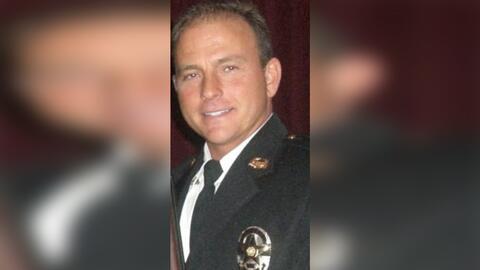 Jeff Barnett asumió el cargo de jefe de la policía de Kyle...