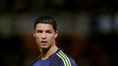 Cristiano Ronaldo se prepara para enfrentar a su ex equipo.